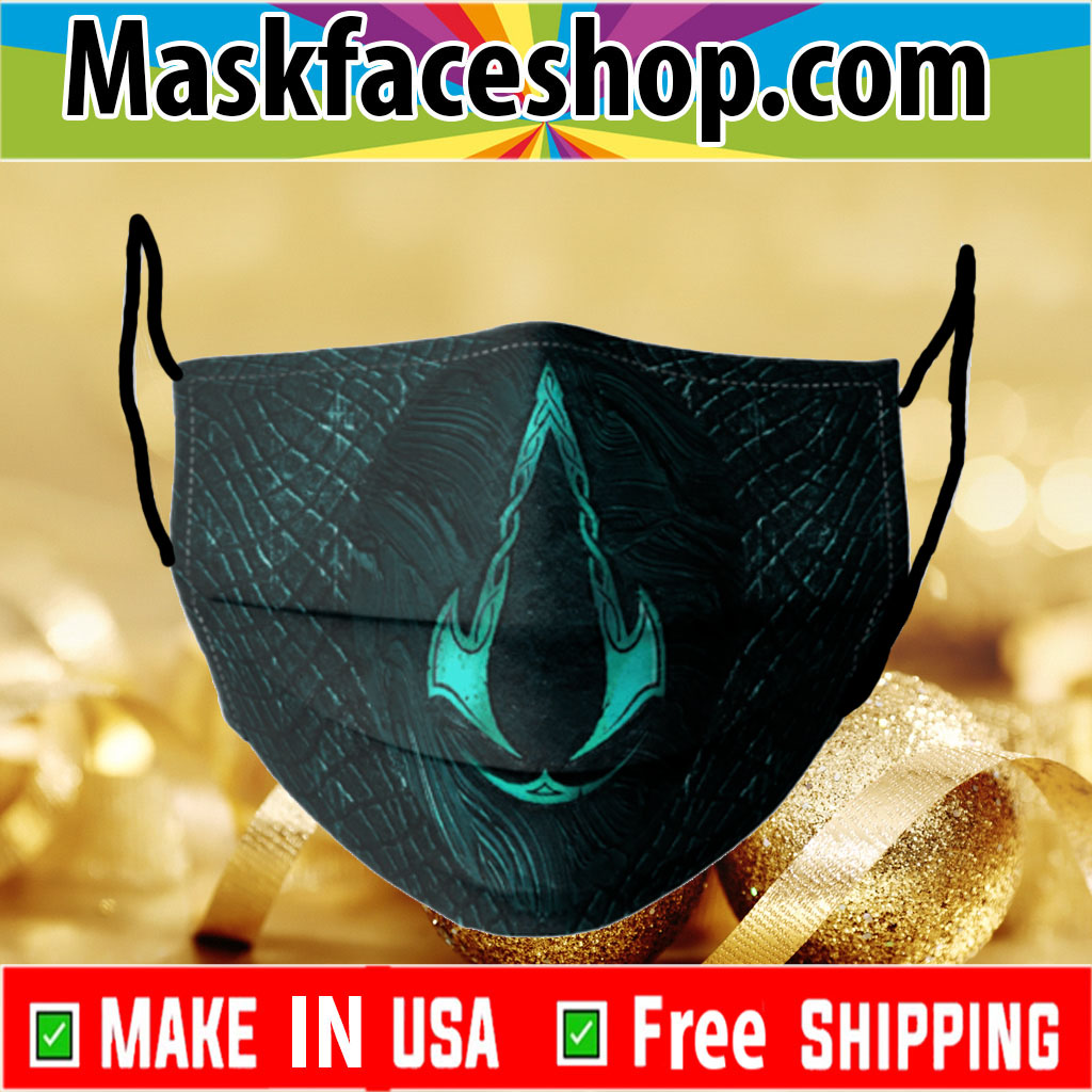 Assassin S Creed Filter Face Mask Mask Face Shop
